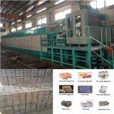 自動リサイクルされたペーパーパルプの形成された卵の皿機械製造業者