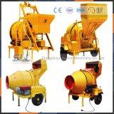 Prix de traitement en lots de mélangeur de mini ciment concret diesel de fournisseur de la Chine