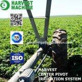 Arroseuse d'irrigation de pivot et canon centraux d'extrémité