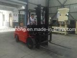 Chariot gerbeur de pile électrique de quatre roues