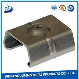Métal précis élevé estampant la partie avec la fabrication de dépliement en métal
