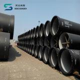 Pipes malléables de fer du fer En598 de double de pipe malléable de plot