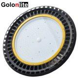 Suporte de Montagem no tecto da parede do sensor de intensidade regulável 240W 200W 150W 100W 60W OVNI High Bay LED Light