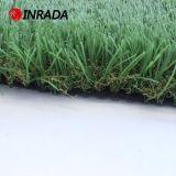 Hierba sintetizada para el campo de fútbol y el paisaje