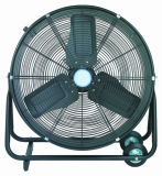SAA Electric Pedestal Fan con Wheels