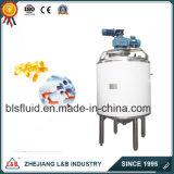Acero Inoxidable 300L depósito de la cristalización de