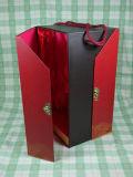 Самая лучшая продавая коробка хранения домочадца продуктов универсальная, коробка хранения ботинка, коробка хранения неподдельной кожи с