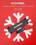 عيد ميلاد المسيح هبة [كوووهيل] لوح التزلج كهربائيّة ألمانيا و [أوسا] مستودع