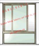 Energiesparendes Plastikfenster/doppeltes Fenster des Glas-/Window/PVC