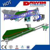 Miscelatore Js1000 di Dawin 60m3m che sposta rapidamente l'impianto di miscelazione concreto della mescolanza mobile da vendere