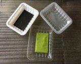 Цыплятина рыб мяса молокозавода использует устранимый пластичный поднос крышки мяса с Absorbent пусковой площадкой мяса