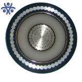 Câble d'alimentation blindé à haute tension Yjv22 Yjv32 de la gaine de PVC isolée par XLPE ou de PE