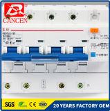 RCCB MCB MCCB MiniStroomonderbreker 63A 80A 100A 4p
