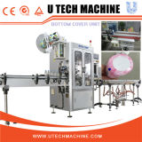 Machine à étiquettes de chemise automatique de PVC