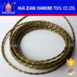 Granite Dressing를 위한 2016 최신 Sell Diamond Wire Saw