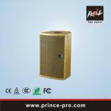 Doppel10inch Karoake Tonanlage des PA-Lautsprecher-