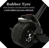Uno mismo plegable de la rueda de los adultos dos que balancea el Unicycle eléctrico