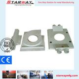 partes separadas ODM pelo alumínio CNC usinagem de precisão