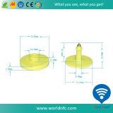 TPU PVC 아BS RFID 동물성 돼지 암소 가축 귀 꼬리표