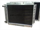 Structure de l'échangeur de chaleur du tube en acier au carbone ou en acier inoxydable pour les machines de radiateur coucheuse de papier peint