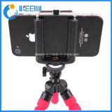 Soporte de teléfono Universal soporte de montaje en trípode trípode Selfie Pulpo Soporte Soporte