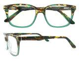 Frame colorido dos Eyeglasses do acetato da alta qualidade