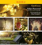 Amazon Boda Multicolorful Tierra Solar tira la cadena de Decoración de pared bombilla LED Linterna Bola Lámpara de luz