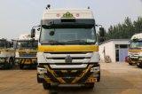 Sinotruck HOWOの大型トラック380 HP 6X4 CNGのトラクター(天燃ガスのトラック)