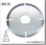HSSのテープステッカーの波形のカートンの銅ホイルの刃を切り開くNon-Woven衣服の布の管の管