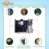 Acondicionador de aire solar del 100% para el acondicionador de aire solar partido de la cabina de los hogares