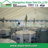 Im Freien Luxuxhochzeits-Zelt mit Vorhängen