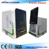 Máquina de gravura do laser do gravador do laser da fibra do metal