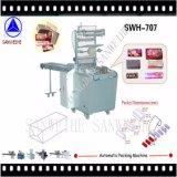 Swh7017 sobre el tipo de ajuste automático de la galleta de la oblea de la máquina de embalaje