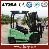 Ltma Forklift elétrico de 3 toneladas com venda quente da bateria