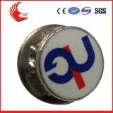 Горячим значок цинка сбывания изготовленный на заказ выгравированный легирующим металлом