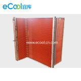 Serpentin de refroidissement personnalisé pour le congélateur de condensateur