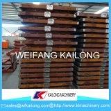 Ligne de moulage de flacon de qualité moule utilisé pour le matériel de fonderie