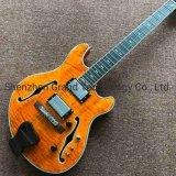 F trou plein de corps creux (Guitare Électrique EG-205)