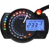 12V 15000 tr/mn moto universel tachymètre numérique Compte-tours du compteur kilométrique 299km/h
