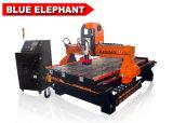 De automatische Verkeersteken die van de Verandering van het Hulpmiddel Plastic MDF Houten CNC Machine 1325 van de Router voor Verkoop snijden