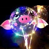 Il LED Bobo Balloons variopinto per la decorazione del partito e di cerimonia nuziale