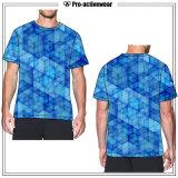 Le T-shirt professionnel conçoit le T-shirt fait sur commande d'impression de T-shirt