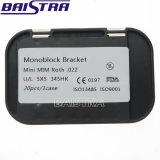 Parentesi dentale del metallo del Ce mini MIM Roth 022 approvati Monoblock