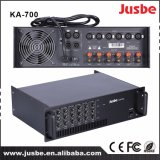 Energien-Stereoverstärker des Kanal-Ka-700 6 für Coference Raum