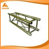 Sistema de aluminio usado acontecimiento al aire libre del braguero