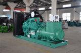 Genset diesel silenzioso raffreddato ad acqua con il generatore di Cummins di potere