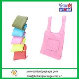 Personalizar o saco de compra não tecido Foldable reusável (CBP-43)