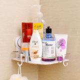 Bt041-Suction-Cup Salle de bain étagère en acier inoxydable