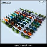 Óculos de proteção protetores do laser do diodo (ADY 740-1100nm) com Frame55