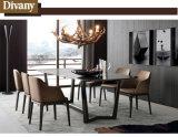 Presidenza pranzante di legno del ristorante della mobilia moderna della sala da pranzo